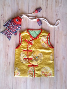 Extreme Good Fortune Waistcoat For Boy