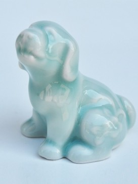 Chinese Twelve Zodiac Symbol Tea Pet--Dog