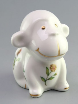 Trational Twelve Zodiac Symbol Tea Pet--Monkey