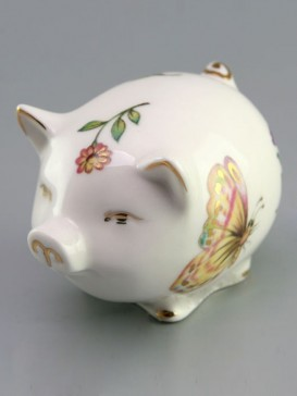 Trational Twelve Zodiac Symbol Tea Pet--Pig