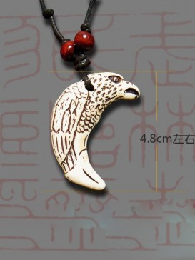 Delicate Oriental Style Necklace Series--Eagle