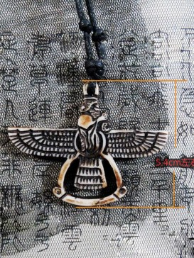 Ethnic Oriental Style Necklace Series--Eagle