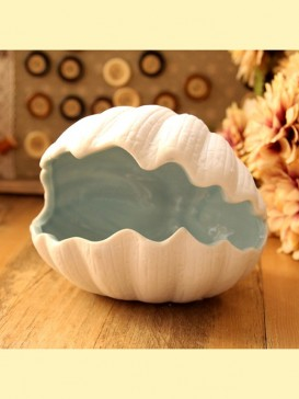 Oriental Lovely Style Pottery Series--Shell