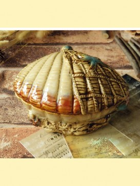 Exquisite Lovely Style Pottery Series--Shell
