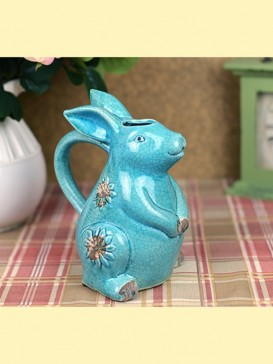 Creative Lovely Style Pottery Series--Rabbit