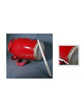 Red Ansai Waist Drum