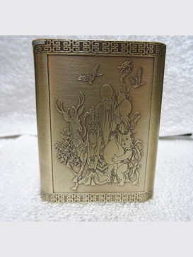 Delicate Antique Handcraft Style Decoration--God of Longevity