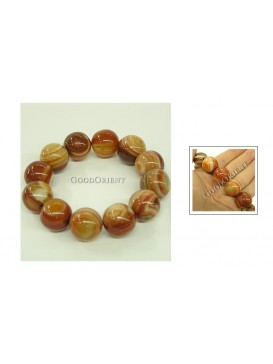 Wonderful Jupiter Carnelian Bracelet