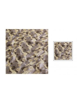 Honey Dew Crane Fabric