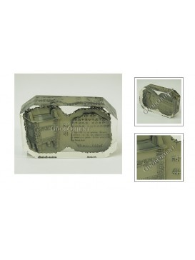 The Great Wall Brick Carving Paperweight