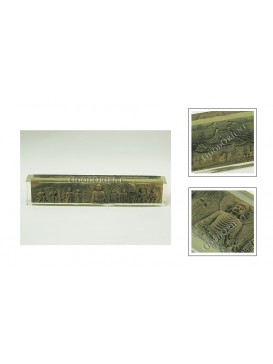 The Long Men Grottos Brick Carving Paperweight