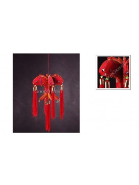 Red Carp Hanging Decoration