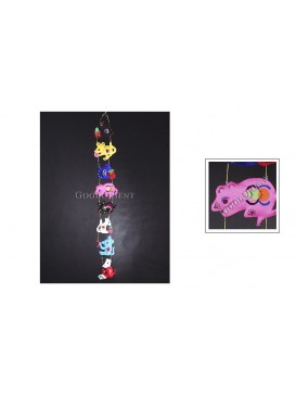 Colorful Rats Hanging Decoration