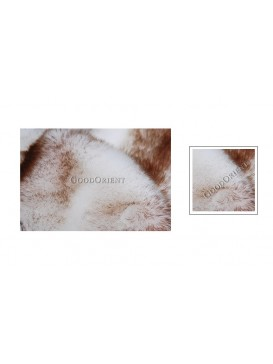 White Fake Fur