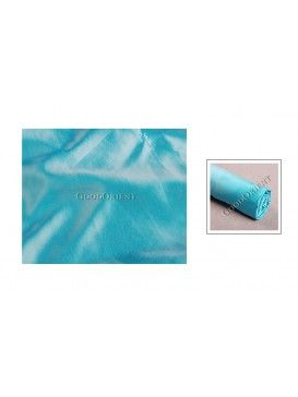 Sky Blue Thai Silk Fabric