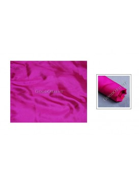 Fuchsia Thai Silk Fabric