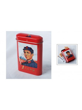 Chairman Mao Series Cigarette Holder ---Mao Tse Tung In Long March Period