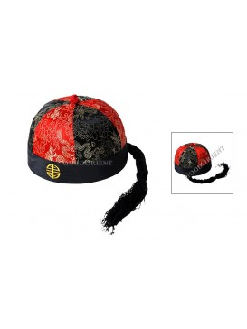 Double Color Noble Hat