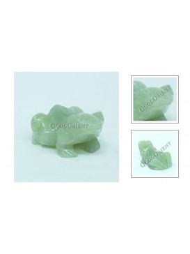 Small Jade Decoration Series---Frog