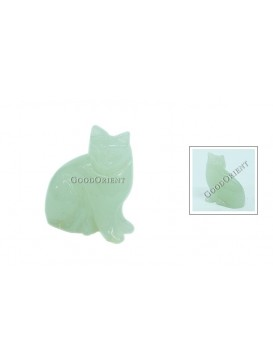 Small Jade Decoration Series---Kitty