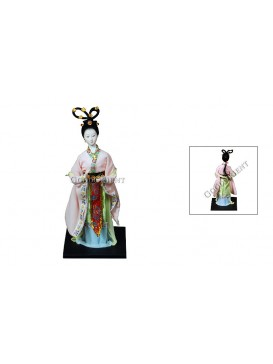Chang E In Pink Doll