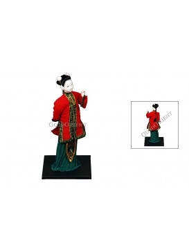 Romance of the Western Chamber Doll---Hong Niang