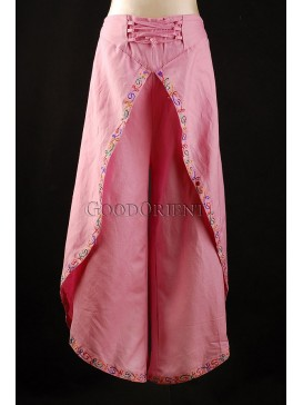 Pink Napel Butterfly Pants