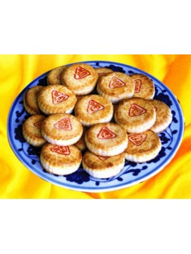 Sweetened Bean Paste Cookie