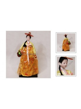 Dae Jang Geum Korea Doll Series---Little Jang Geum