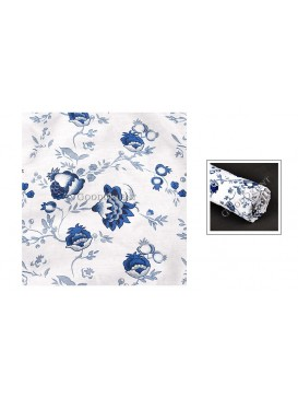 Blue Guava Cotton Fabric