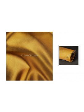 Golden Taffeta Fabric