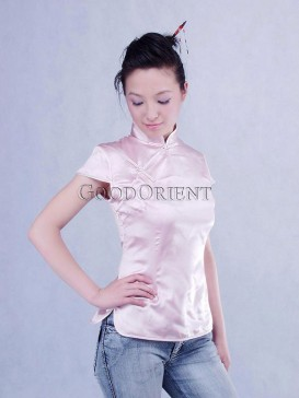 Adorable Light Pink Blouse