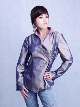 High Style Gray Green Jacket