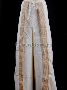 Ivory Special Wide Pants