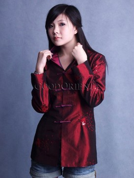 Shining Thai Silk Jacket