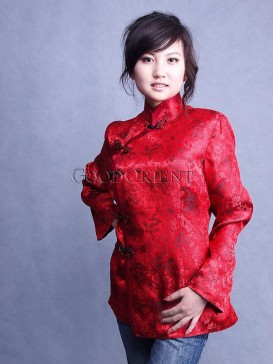 Passional Dragon Brocade Jacket