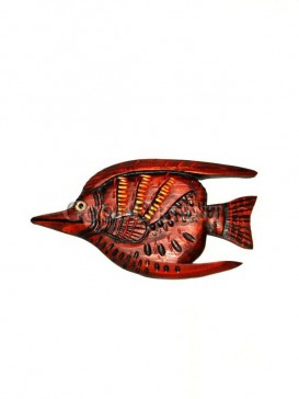 Fancy and colorful decorative Fish