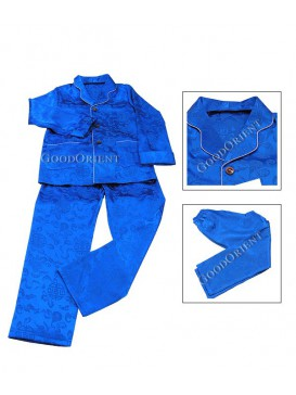 Blue Boy Nighty Set